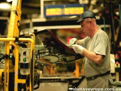 Работа в Хорватии на автозаводе