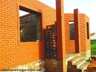 Работа в Хорватии для строителей