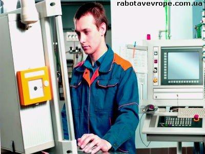 Работа в Польше обслуживание машин