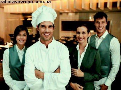 Работа в Португалии для поваров и официантов