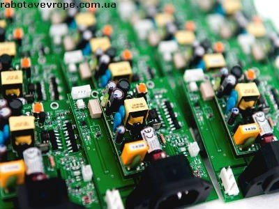 Работа в Словакии на сборке электродеталей