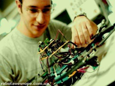 Работа в Венгрии электриком