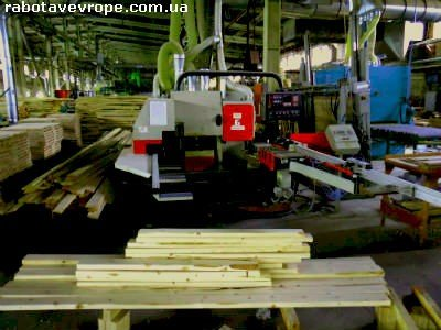 Работа в Чехии на производстве дверей