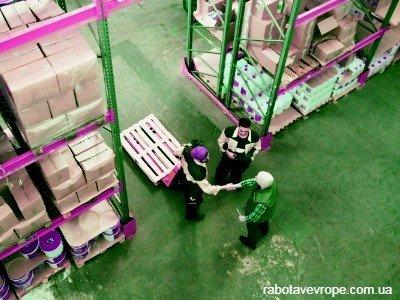 Работа в Чехии на складе Marimex