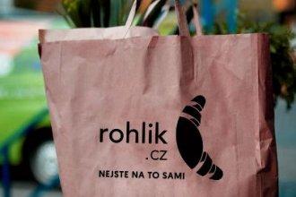 Работа в Чехии на складе Rohlik