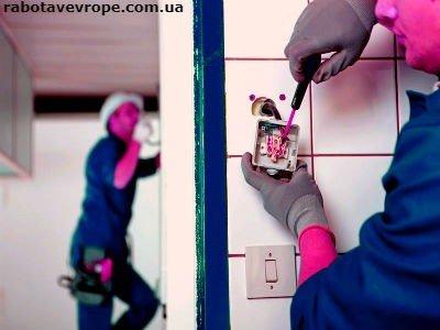 Работа в Эстонии для электриков