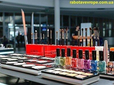 Работа в Германии на складе косметики