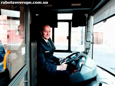 Работа в Польше водителем категории D