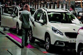 Работа в Словакии на заводе Peugeot