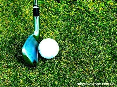 Работа в Дании разнорабочим в гольф-клубе