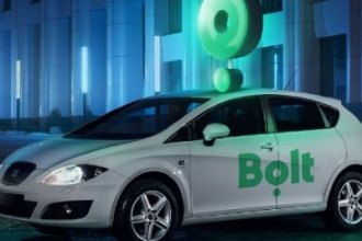 Работа в Эстонии курьер службы Bolt