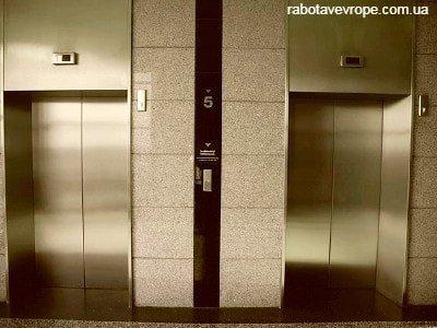 Работа в Германии монтажником лифтового оборудования